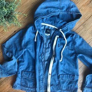Urban outfitters lightweight jean jacket